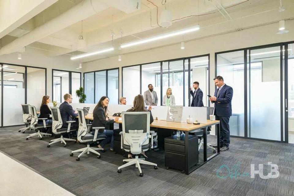 3 Person Private Office For Lease At 121 Perimeter Center W, Atlanta, Georgia, 30346 - image 2
