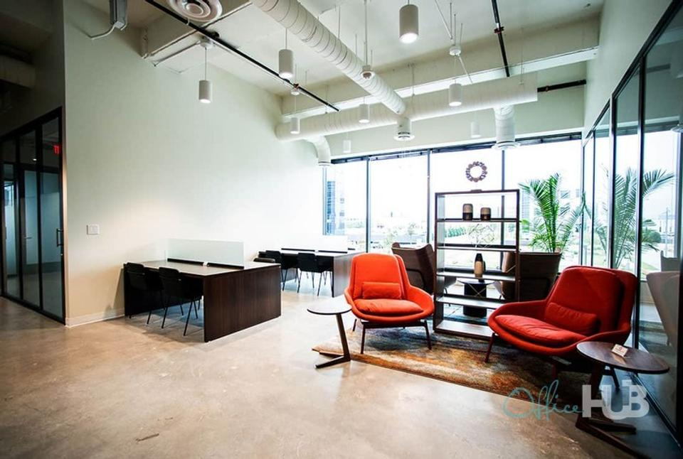 10 Person Private Office For Lease At 3201 Dallas Pkwy, Frisco, TX, 75034 - image 2