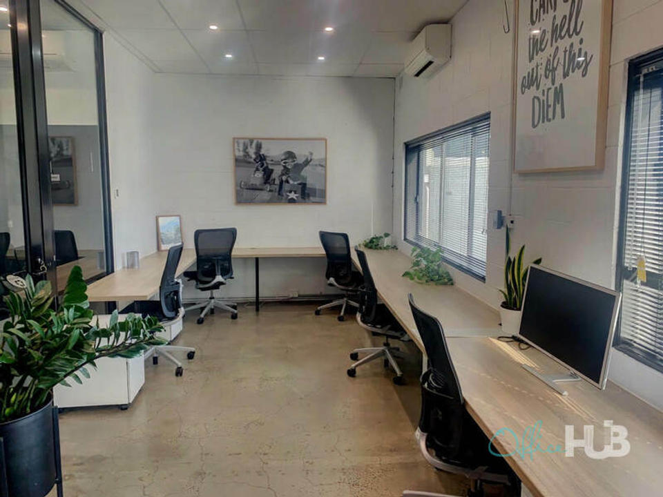 1 Person Coworking Office For Lease At Market Street, South Melbourne, VIC, 3205 - image 1