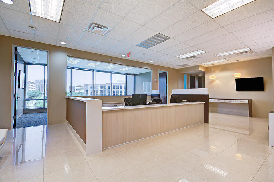 4 Person Private Office For Lease At 2591 Dallas Parkway, Frisco, TX, 75034 - image 1