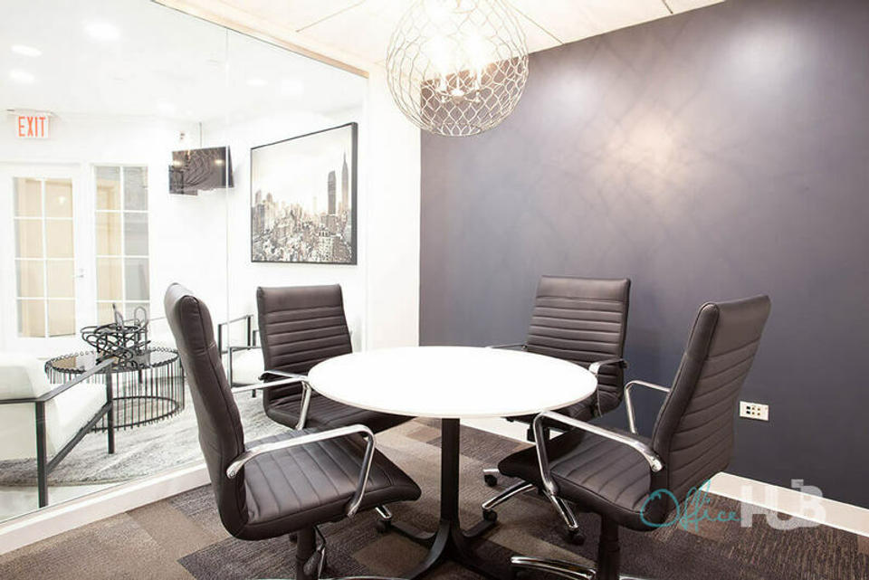 2 Person Private Office For Lease At 521 5th Avenue, New York, NY, 10175 - image 1