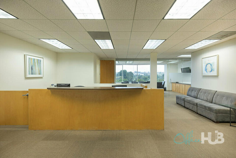2 Person Coworking Office For Lease At 400 Corporate Pointe, Culver City, CA, 90230 - image 1