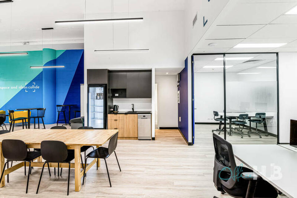 4 Person Coworking Office For Lease At 14 Lexington Drive, Bella Vista, New South Wales, 2153 - image 1