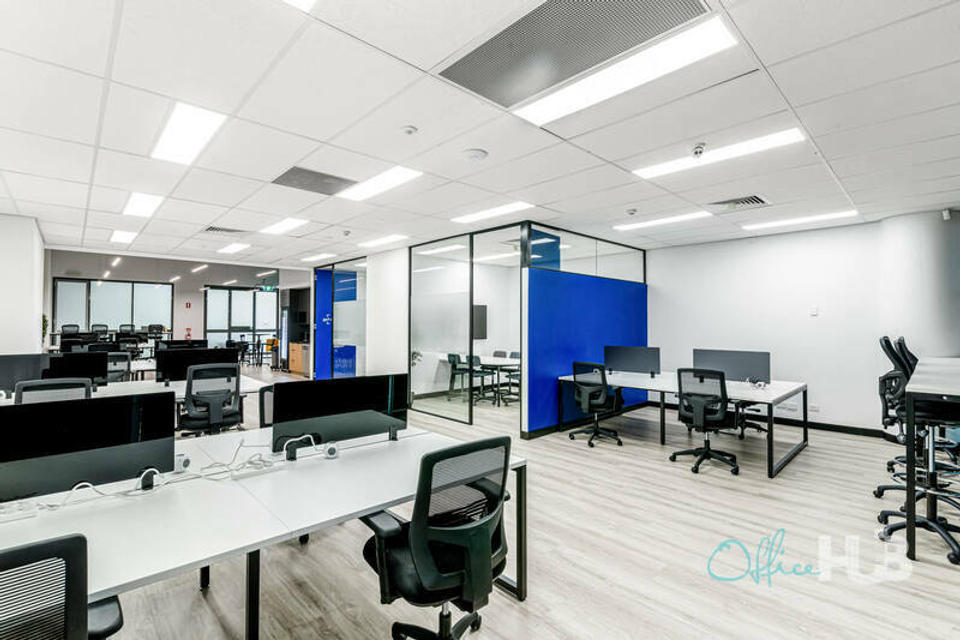 20 Person Coworking Office For Lease At 14 Lexington Drive, Bella Vista, New South Wales, 2153 - image 1