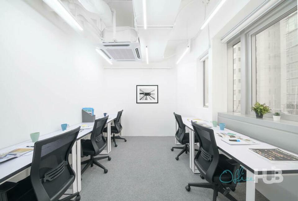 6 Person Private Office For Lease At 50 Bonham Strand, Sheung Wan, Hong Kong Island, - image 3