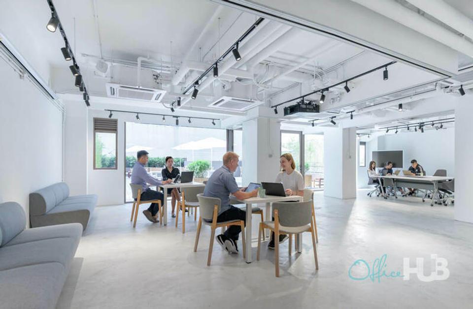 6 Person Private Office For Lease At 50 Bonham Strand, Sheung Wan, Hong Kong Island, - image 2