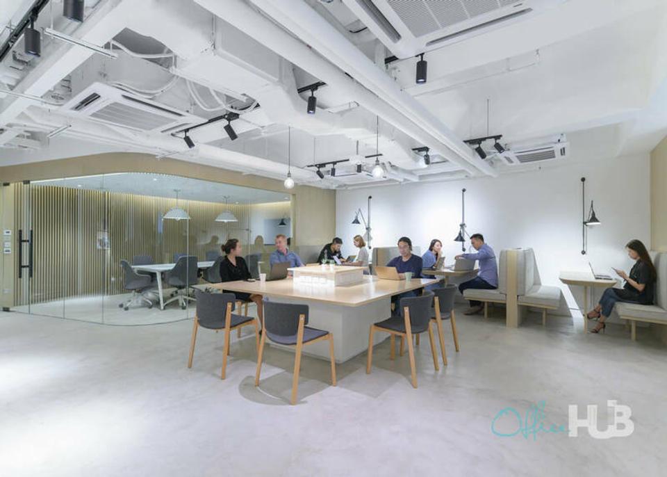 3 Person Private Office For Lease At 50 Bonham Strand, Sheung Wan, Hong Kong Island, - image 2