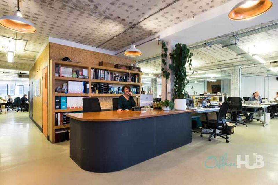 12 Person Private Office For Lease At 6-8 Bonhill Street, London, London, EC2A 4BX - image 3