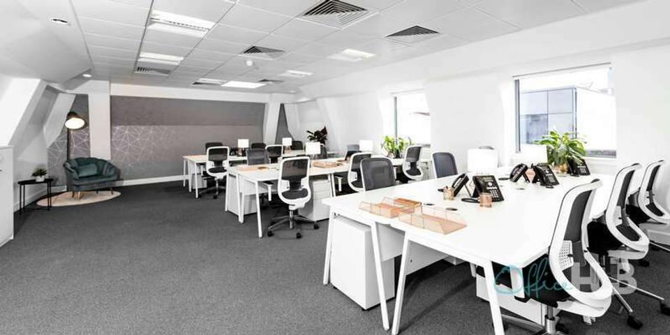 3 Person Private Office For Lease At 2-6 Boundary Row, South Bank, London, SE1 8HP - image 1