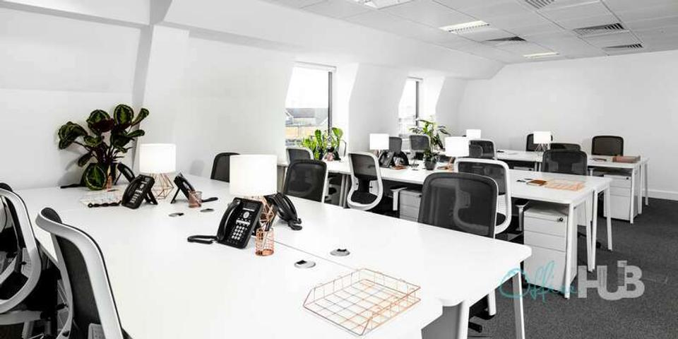 12 Person Private Office For Lease At 2-6 Boundary Row, South Bank, London, SE1 8HP - image 2