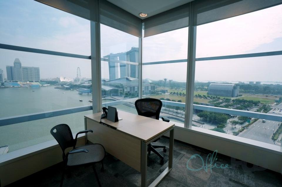 7 Person Private Office For Lease At 8 Marina Boulevard, Singapore, Singapore, 18981 - image 3