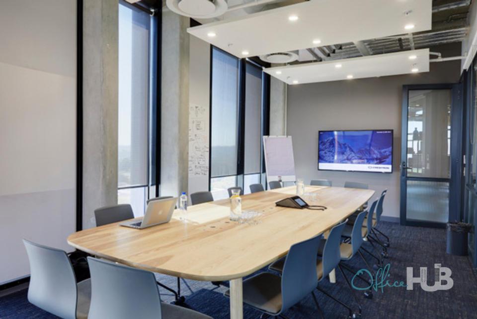 8 Person Private Office For Lease At 16 Baker Street, Rosebank, Gauteng, 2196 - image 2