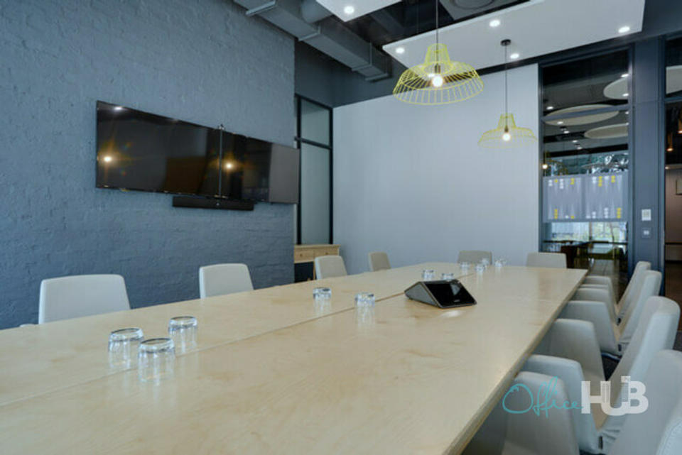 20 Person Private Office For Lease At 138 West Street, Sandton, Gauteng, 2196 - image 1