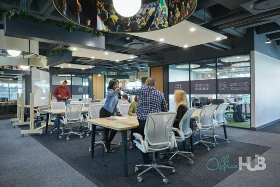 1 Person Coworking Office For Lease At 138 West Street, Sandton, Gauteng, 2196 - image 3