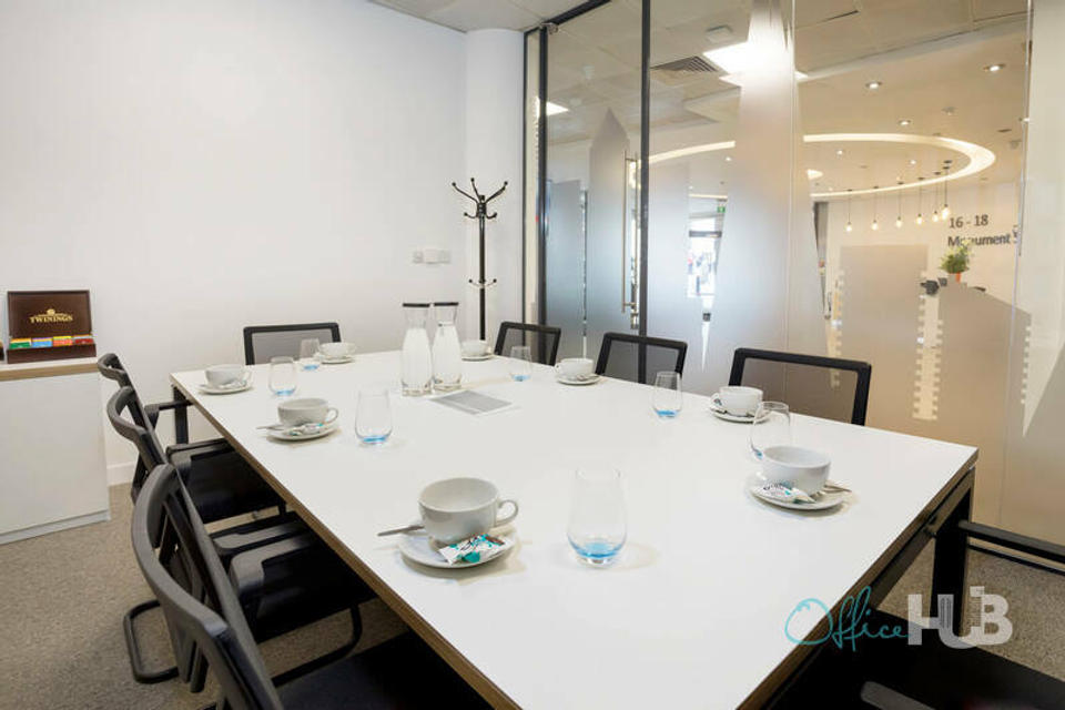 65 Person Sublet Office For Lease At 16-18 Monument Street, Candlewick, London, EC3R 8AJ - image 1