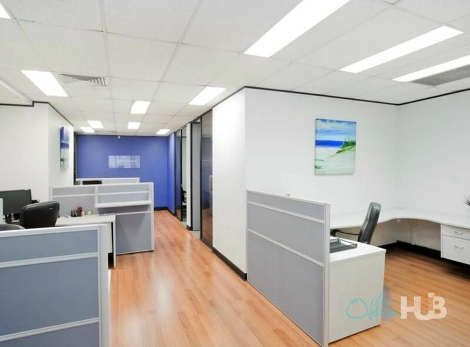 6 Person Coworking Office For Lease At 345 Pacific Highway, North Sydney, NSW, 2060 - image 2