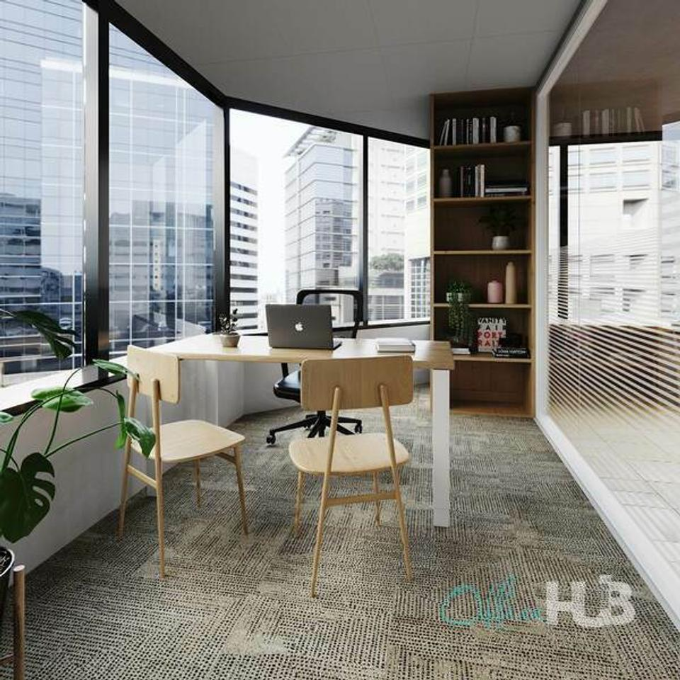 8 Person Private Office For Lease At 95 North Quay, Brisbane City, QLD, 4000 - image 1