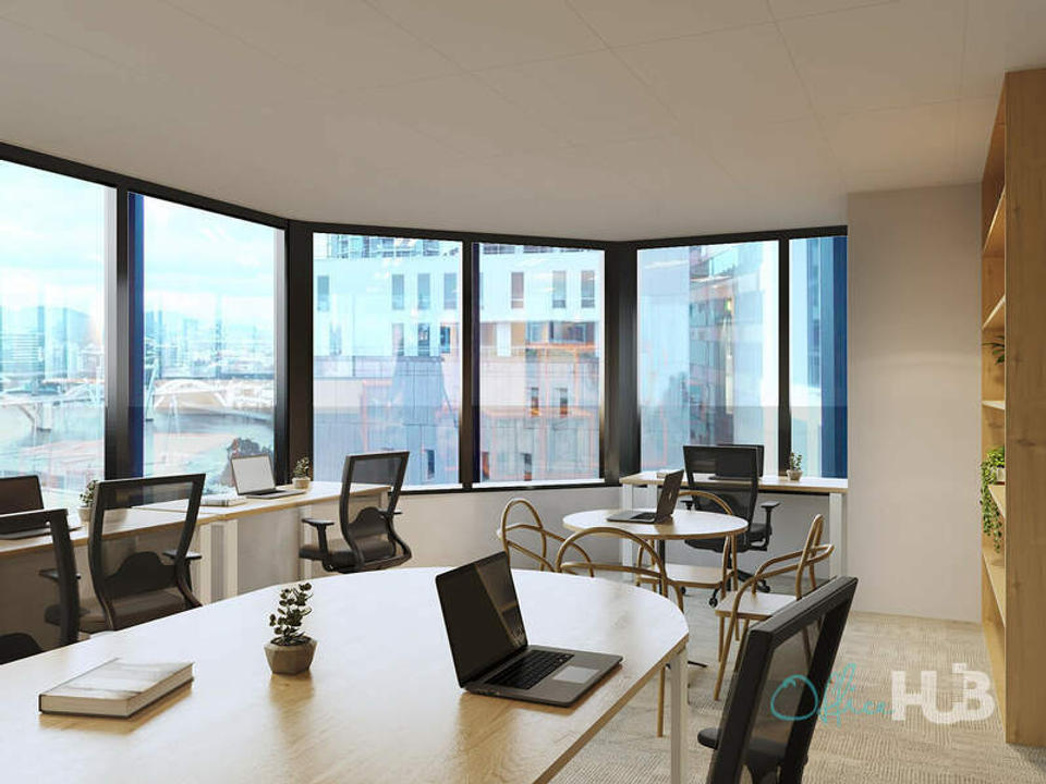 4 Person Private Office For Lease At 95 North Quay, Brisbane City, QLD, 4000 - image 2