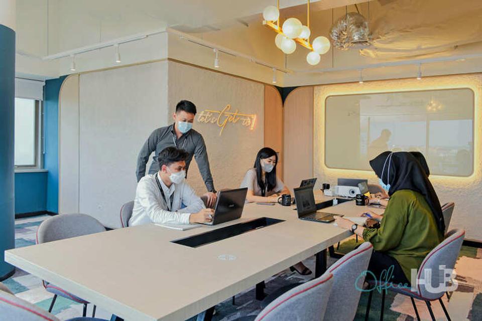 15 Person Private Office For Lease At 18 Jl. Pangeran Diponegoro, Medan, North Sumatra, 20151 - image 3