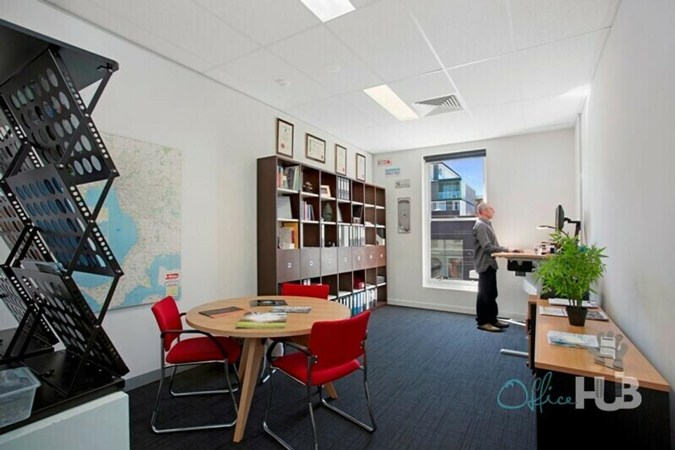 3 Person Private Office For Lease At 54 Davis Avenue, South Yarra, VIC, 3141 - image 1