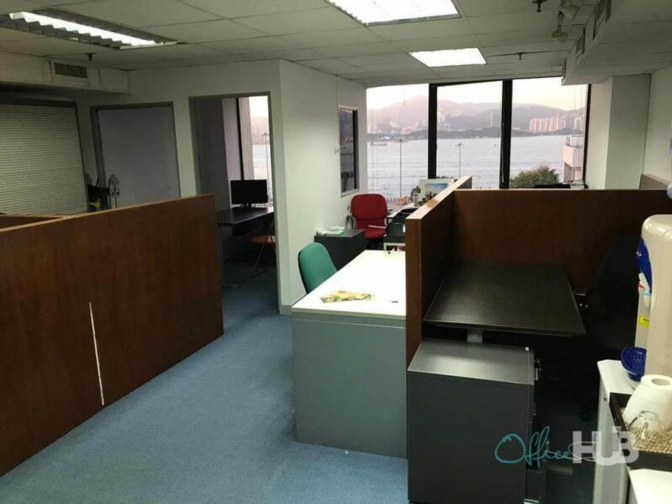 4 Person Private Office For Lease At 144-151 Connaught Road West, Sai Ying Pun, Hong Kong Island, - image 1