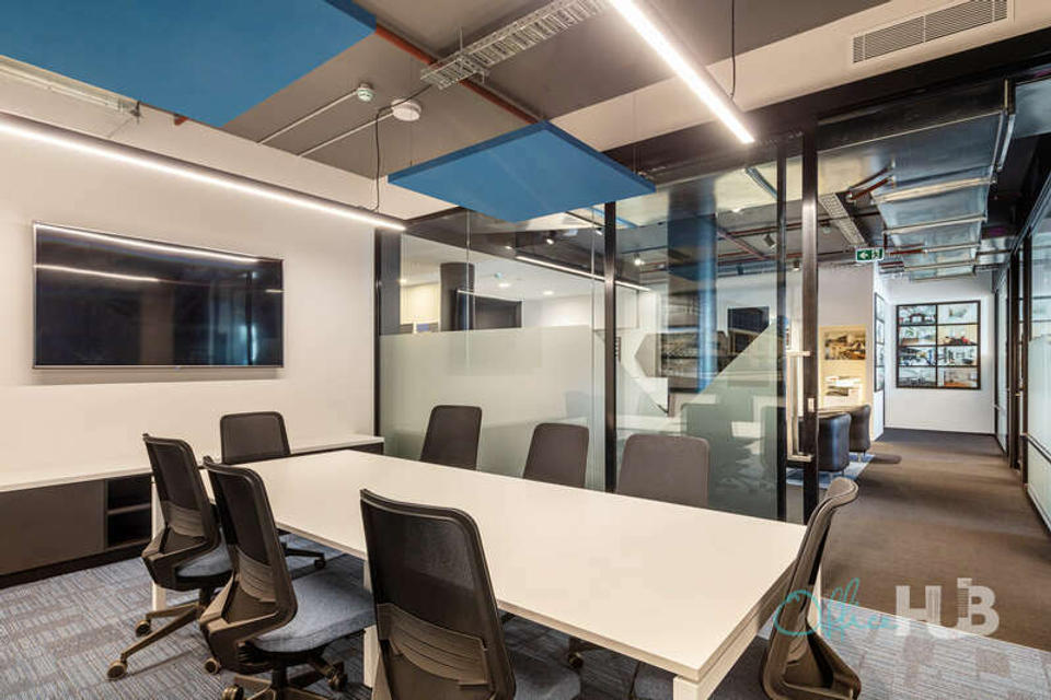 8 Person Private Office For Lease At 115 Bridge Road, Richmond, VIC, 3121 - image 1