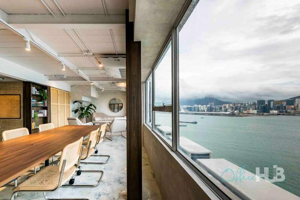 10 Person Private Office For Lease At 28 Hoi Chak Street, Quarry Bay, Hong Kong Island, - image 2