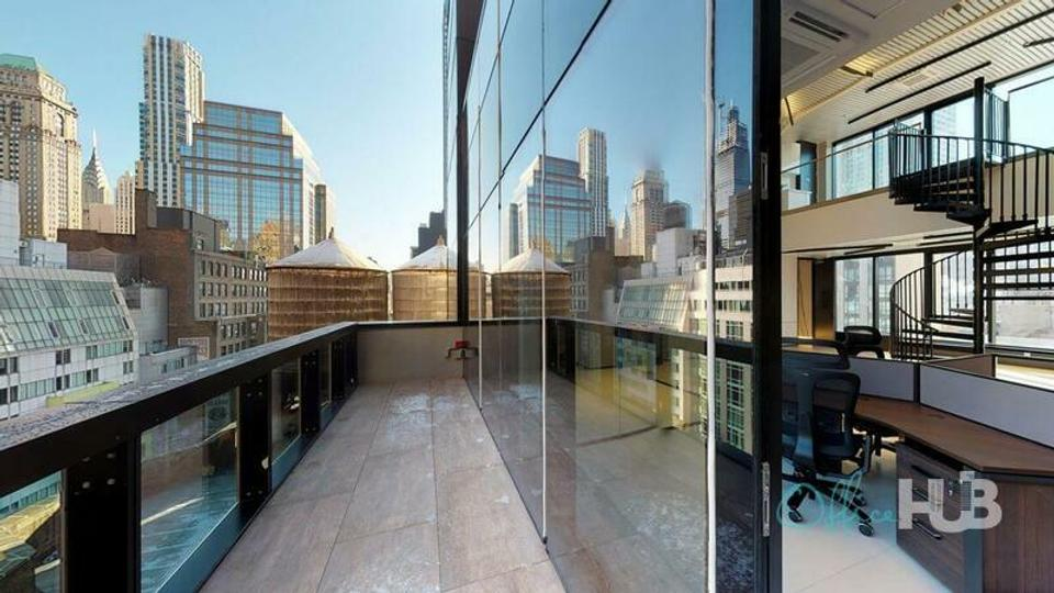 8 Person Private Office For Lease At 44 West 37th Street, New York, New York, 10018 - image 3