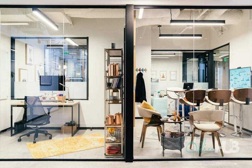 5 Person Private Office For Lease At 500 108th Avenue NE, Bellevue, Washington, 98004 - image 2