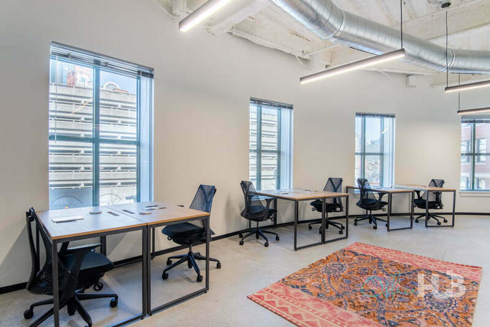 8 Person Private Office For Lease At 131 Dartmouth Street, Boston, Massachusetts, 02116 - image 3