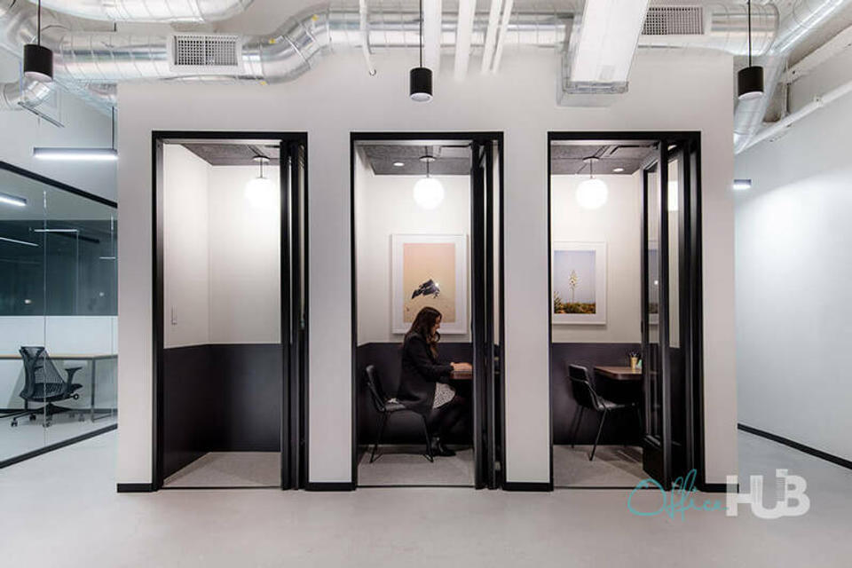 3 Person Private Office For Lease At 131 Dartmouth Street, Boston, Massachusetts, 02116 - image 3