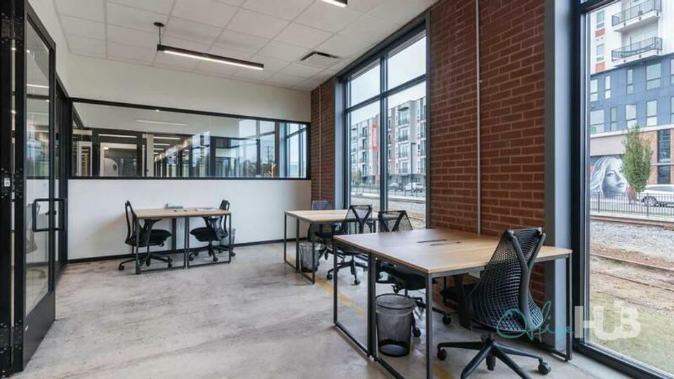 4 Person Private Office For Lease At 436 East 36th Street, Charlotte, NC, 28205 - image 1