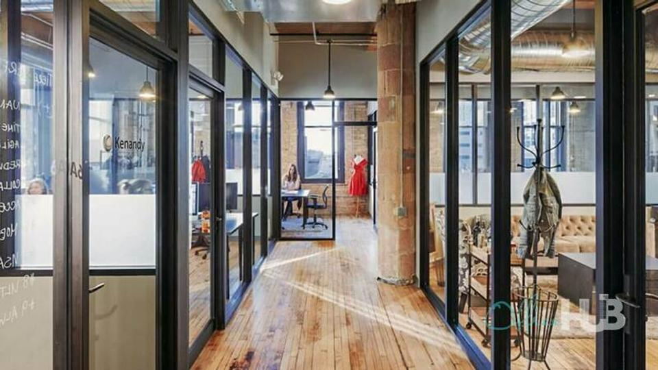 10 Person Private Office For Lease At 320 W. Ohio Street, Chicago, IL, 60654 - image 1