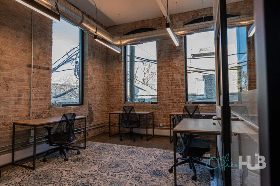 4 Person Private Office For Lease At 1720 W Division St, Chicago, IL, 60622 - image 2