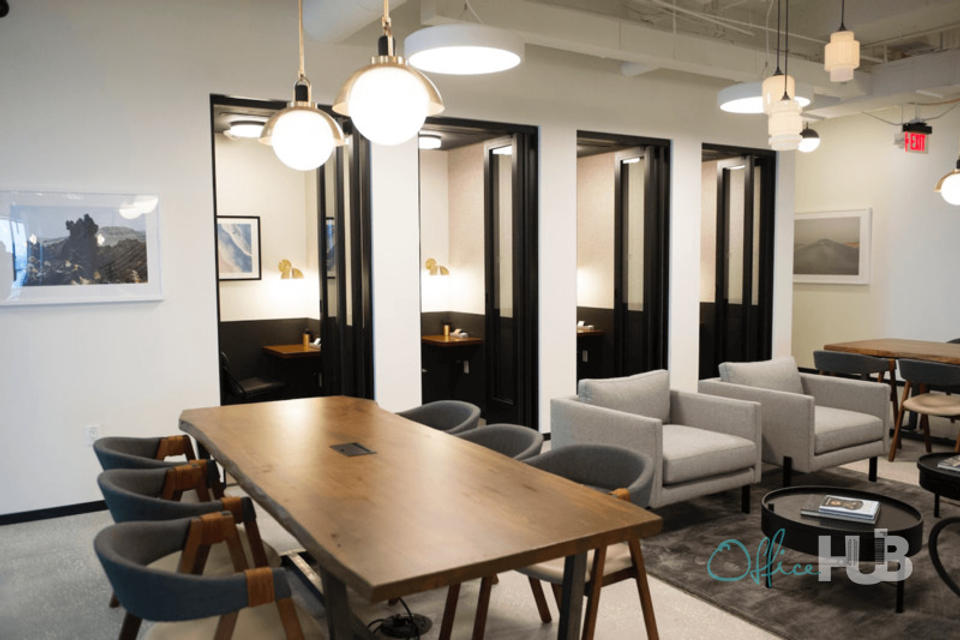 8 Person Private Office For Lease At 909 Davis Street, Evanston, IL, 60201 - image 1