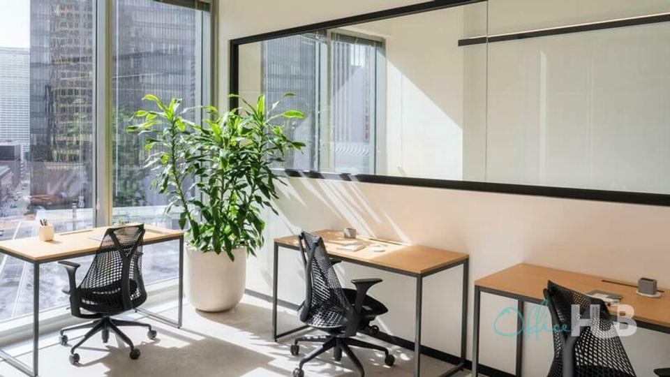 2 Person Private Office For Lease At 717 Texas Avenue, Houston, Texas, 77002 - image 1