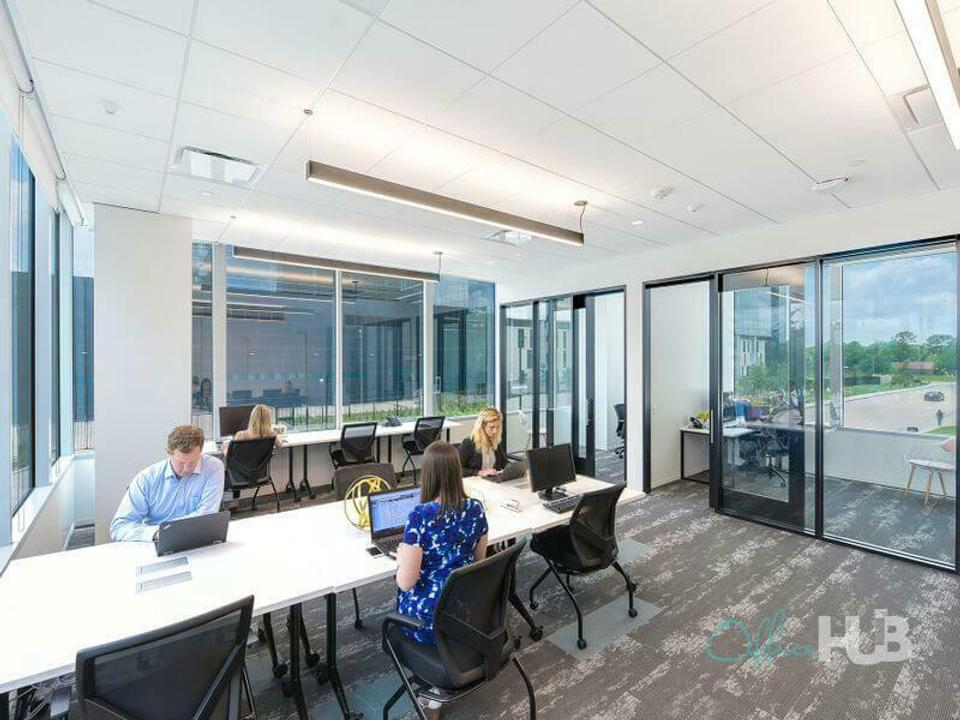 1 Person Private Office For Lease At 2101 CityWest Blvd, Houston, Texas, 77042 - image 3