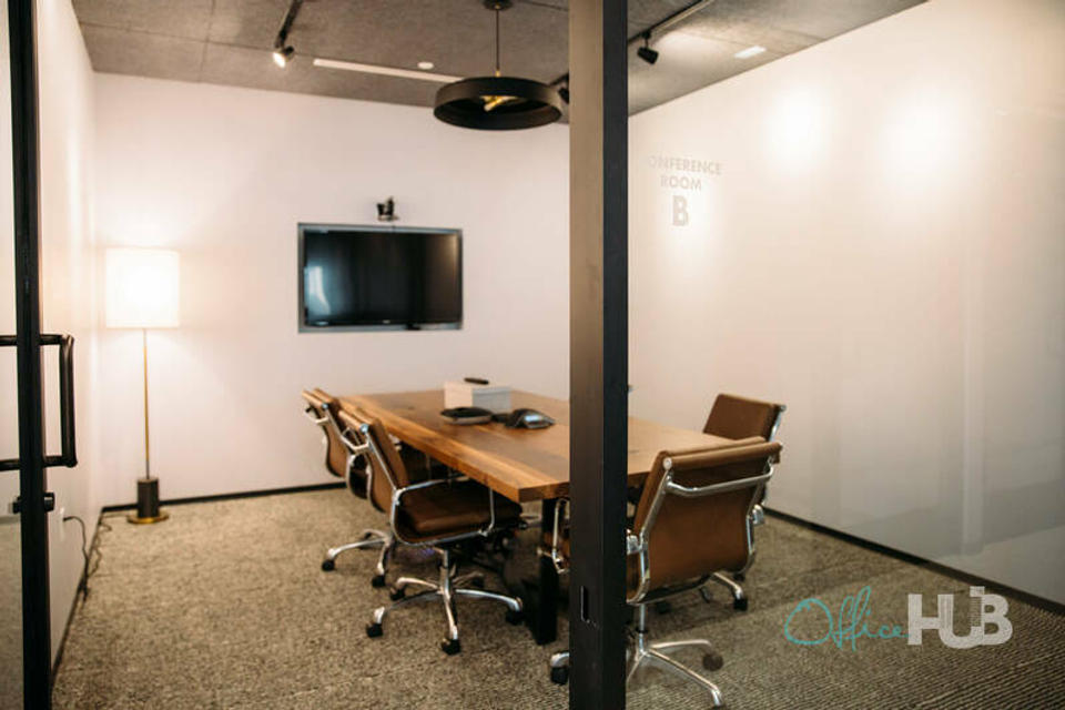 2 Person Private Office For Lease At 600 Wilshire Blvd, Los Angeles, California, 90017 - image 2