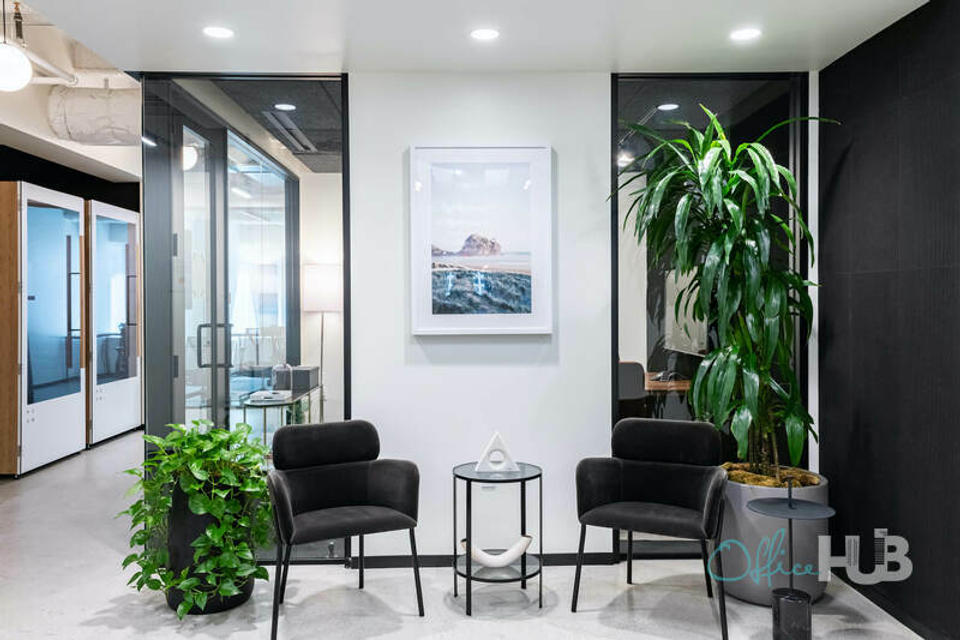 12 Person Private Office For Lease At 444 South Flower Street, Los Angeles, California, 90071 - image 2