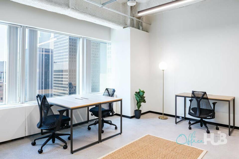 12 Person Private Office For Lease At 444 South Flower Street, Los Angeles, California, 90071 - image 1
