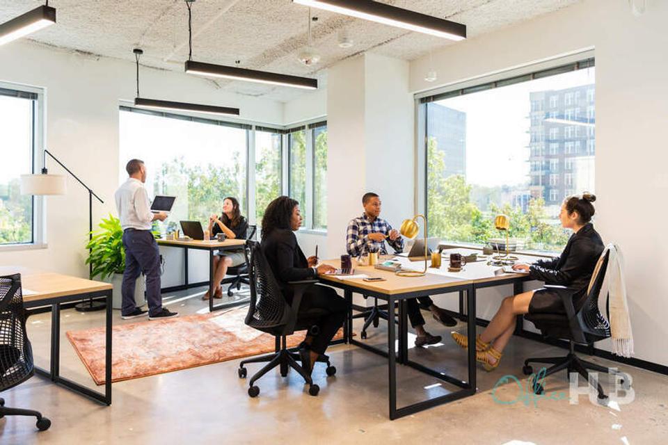 10 Person Private Office For Lease At 1111 Brickell Avenue, Miami, Florida, 33131 - image 1
