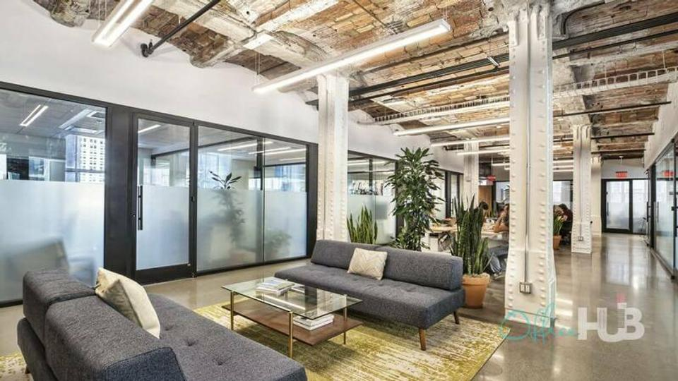 6 Person Private Office For Lease At 25 W 39th St, New York, New York, 10018 - image 3