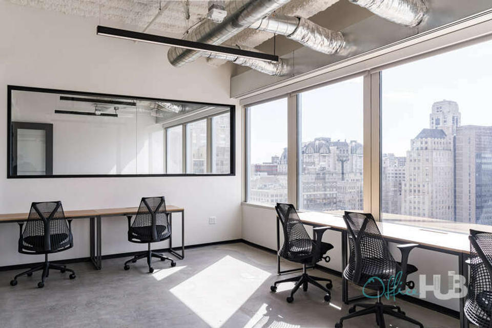 7 Person Private Office For Lease At 50 South 16th Street, Philadelphia, PA, 19102 - image 3
