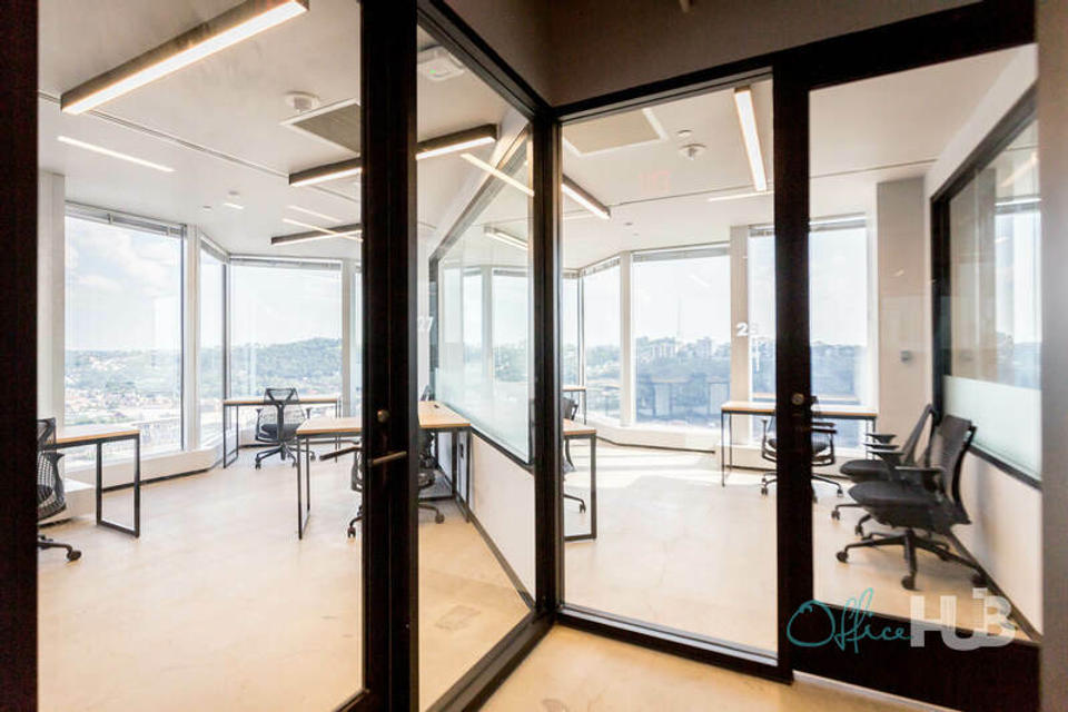 3 Person Private Office For Lease At 1 One PPG Place, Pittsburgh, PA, 15222 - image 3