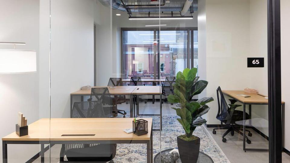 2 Person Private Office For Lease At 150 Fayetteville Street, Raleigh, NC, 27601 - image 1