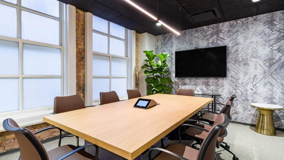 8 Person Private Office For Lease At 136 South Main Street, Salt Lake City, UT, 84101 - image 2