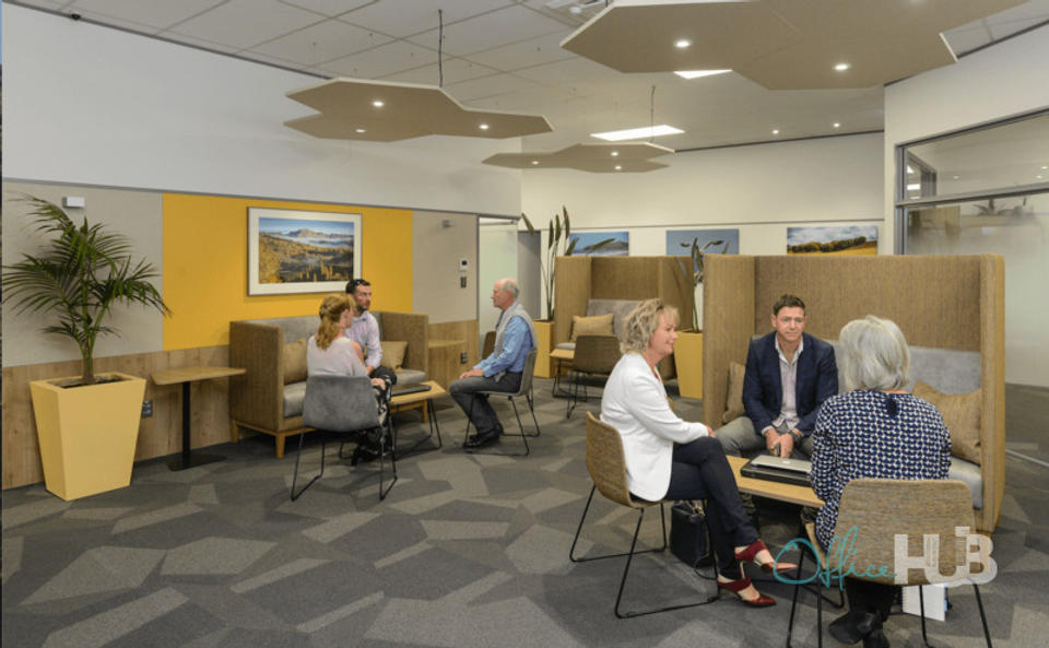 8 Person Private Office For Lease At Market Street North, Hastings, Hawke's Bay, 4122 - image 1
