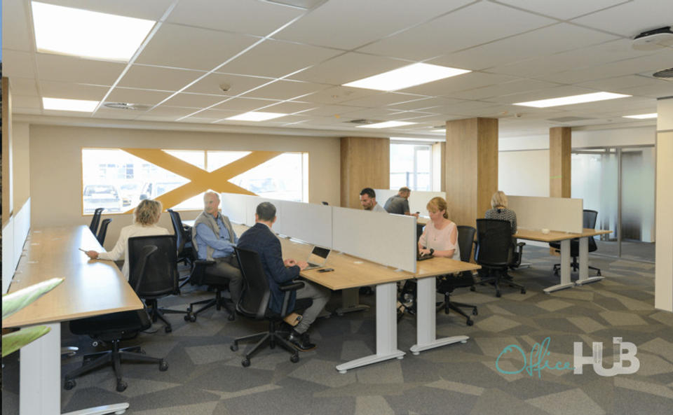 4 Person Coworking Office For Lease At Market Street North, Hastings, Hawke's Bay, 4122 - image 1