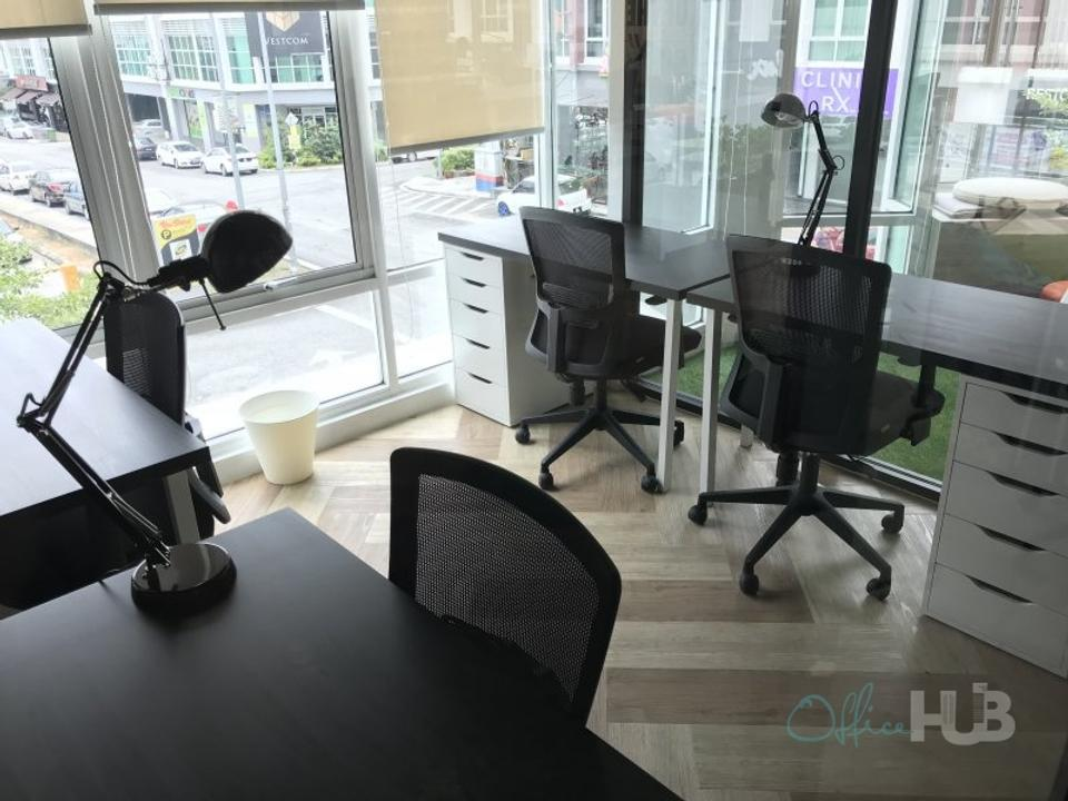 7 Person Coworking Office For Lease At Jalan Radin Bagus 3, Kuala Lumpur, Sri Petaling, 57000 - image 1