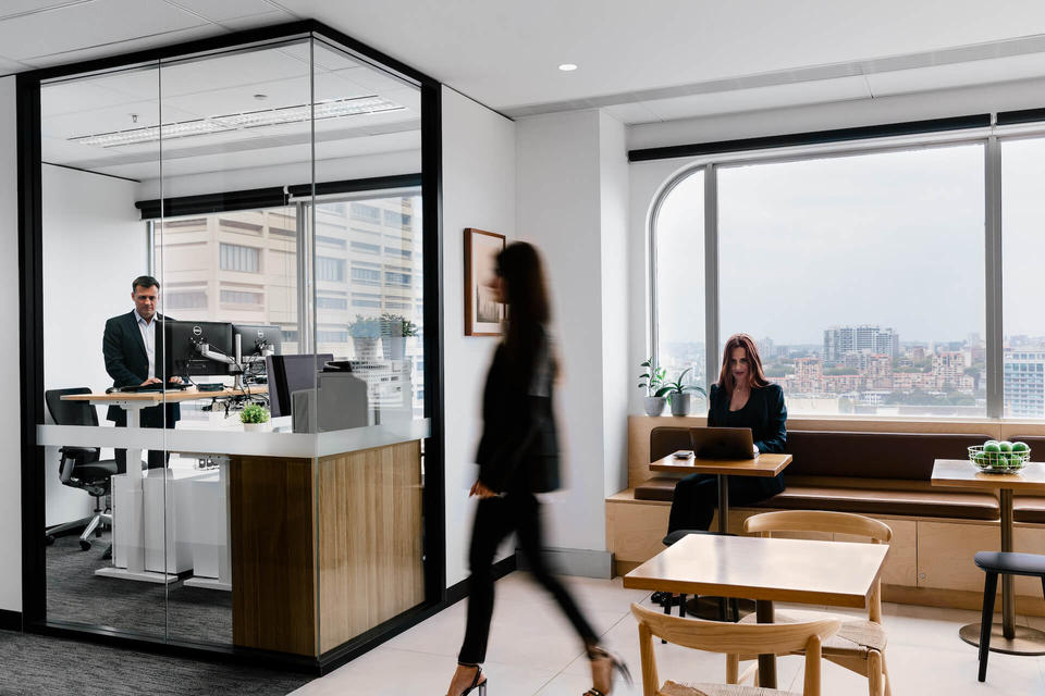 3 Person Private Office For Lease At 111 Elizabeth Street, Sydney, NSW, 2000 - image 3